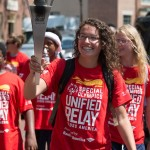 Special Olympics Unified Relay