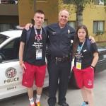 Dennis King R0636 CSUN Special Olympics
